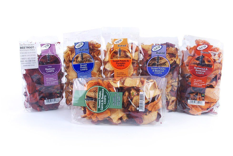Solgados – vegetable chips