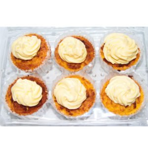 Banting-Lemon-Cupcakes