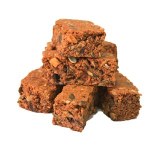 Banting crunchy chocolate & hazelnut Rusks