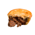 banting pepper steak pie