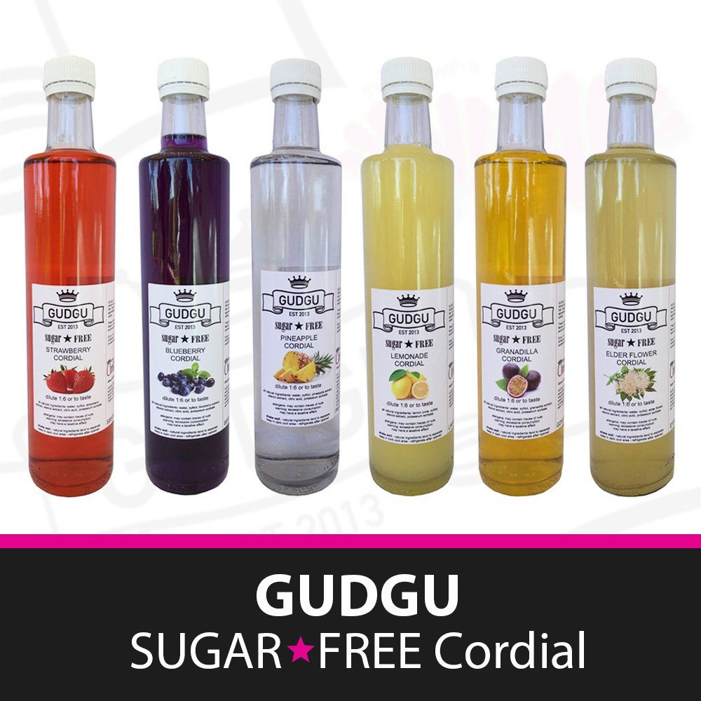 Gudgu Cordials and drizzlers