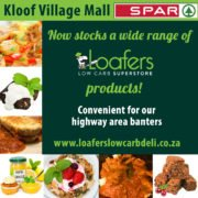 Kloof Village Mall Spar in Kloof, now stocks a wide range of Loafers products