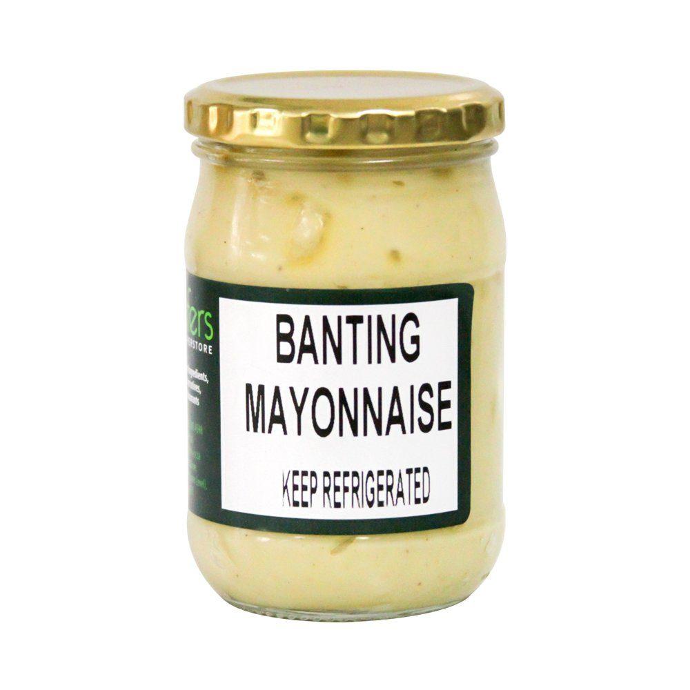 Banting mayonnaise