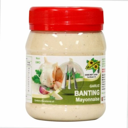 Martinnaise Garlic Banting Mayonnaise