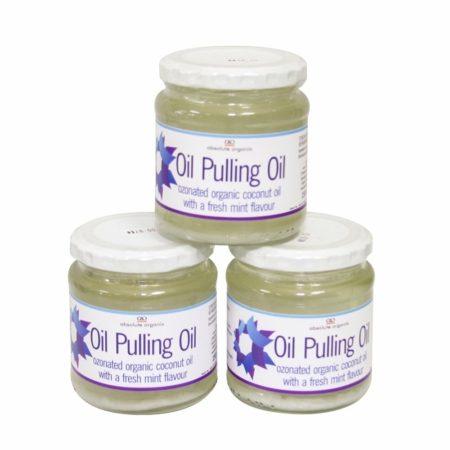 Oil Pulling Oil