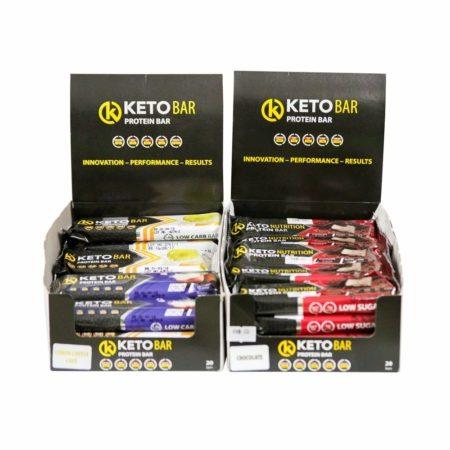 KETOBAR Protein Bar