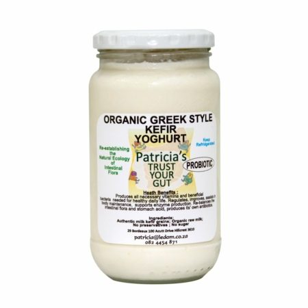 PATRICIAS Organic-Greek-Style-Kefir-Yogurt