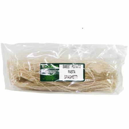 Sweet Potato Pasta Spaghetti