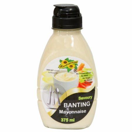 Martinnaise Savoury Banting Mayonnaise