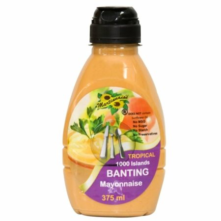 Martinnaise Tropical 1000 Islands Banting Mayonnaise