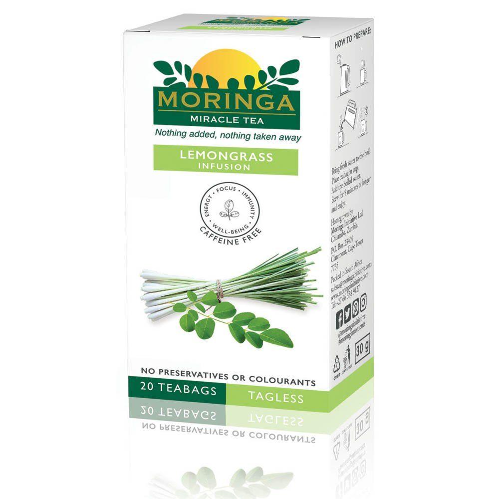 Moringa Tea - (5 pack of mixed Tea)