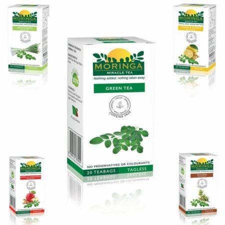Moringa Tea 5 pack
