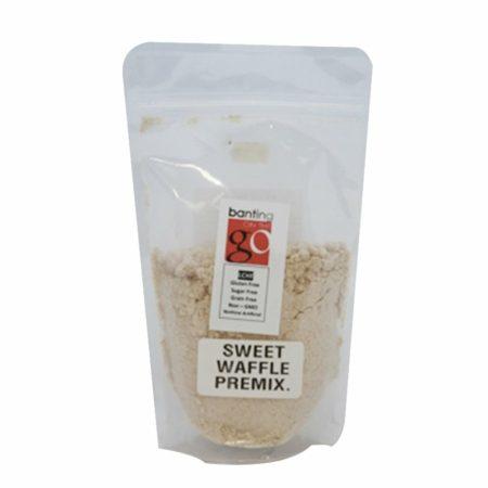 Sweet Waffle Premix