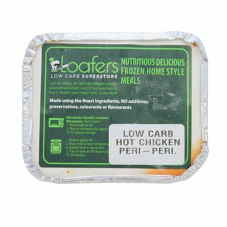 Low Carb Hot Chicken Peri - Peri