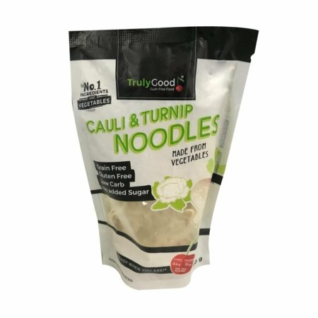 Cauli & Turnip Noodles