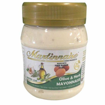 Martinnaise Olive & Herb Mayonnaise