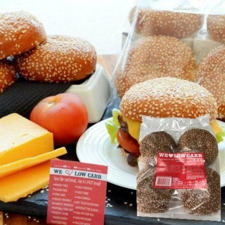 Hamburger Rolls Vegan Friendly Dairy & Egg Free
