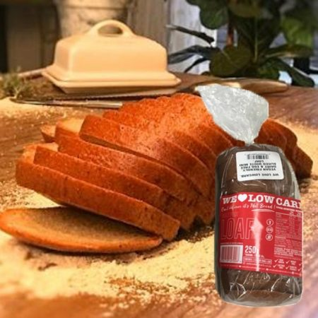We Love Low Carb – White Bread (Large & Small)