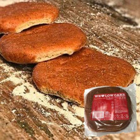 We Love Low Carb Pita Bread