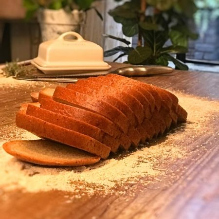 We Love Low Carb - White Bread (Large & Small)