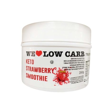 WE Love Low Carb - Smoothie